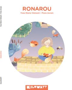 couverture Ronarou
