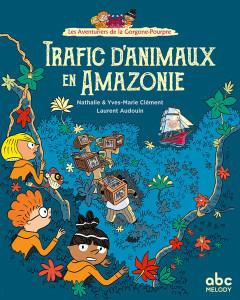Trafic d'animaux en Amazonie