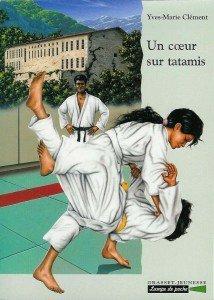 Un coeur sur tatamis